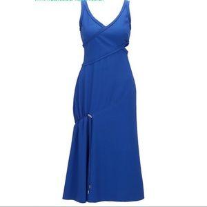 NWT Hugo Boss - Runway Edition Blue Dress